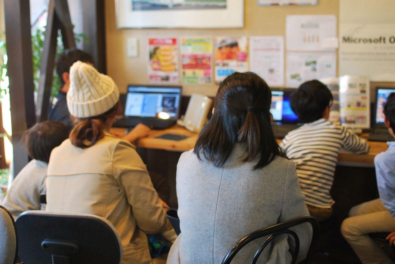 プログラミング教室盛況