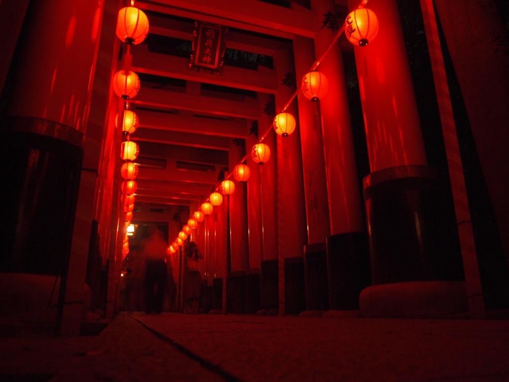 伏見稲荷大社本宮祭