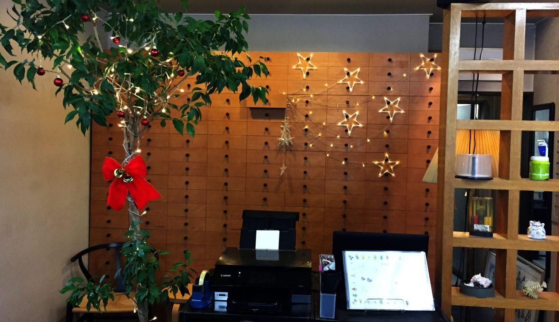 パソコンスクールもクリスマスが近づく