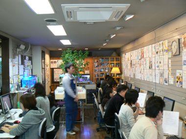 教室のエアコン
