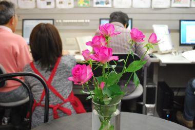 バラの贈り物